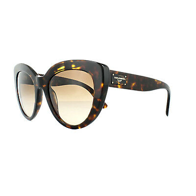 d020106be657 DOLCE & GABBANA Sunglasses 4270 502/13 Havana Brown Gradient ...
