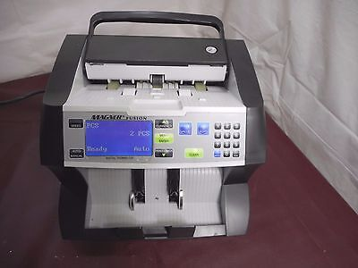 Magner Fusion Cash Money Bill Digital Technology Counting Machine 119-0268