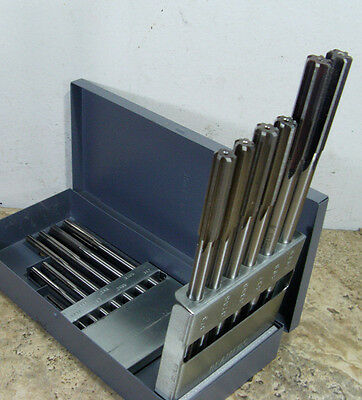 """Pre-owned Huot Reamer Index With Sizes 0.123"""" to 0.4995"""" (Check Them Out)"""