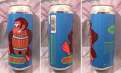 Konkey Dong Double India Pale Ale - 1 Pint Can - Hoof Hearted - Marengo Ohio