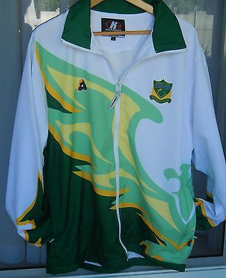Genuine Highton Lawn Bowls Club Lined Jacket  Brand new. size LARGE unisex