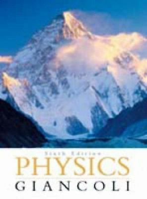 Physics : Principles with Applications by Douglas C. Giancoli
