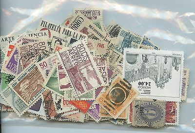 MEXICO--Accumulation of 229 Stamps