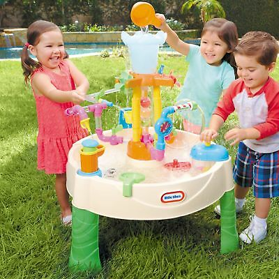 Little Tikes Fountain Factory Outdoor Water Table