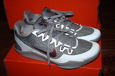 ffa2ab695065 Nike Men s Kobe Bryant Xi Basketball Shoes Sneakers Style 836183 006 Size  7-11.5