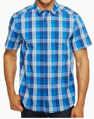 Arc'teryx Brohm SS Shirt - Seven Seas - Various Sizes Available - Casual Summer