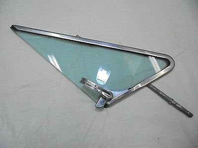 1965-1966 Mustang Vent Window Assembly - Tinted - Driver