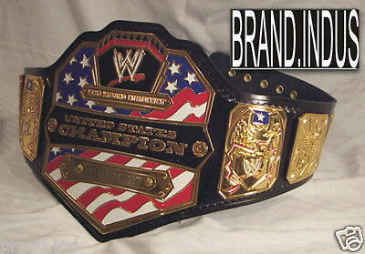 WWE United States Championship Belt — 2007-Present(WITH FREE BOX)