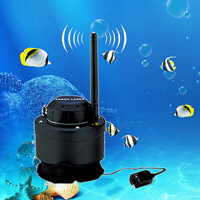 Underwater 80M Wireless Fishing Cameras for Android IOS Fish Finders 120 degree