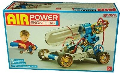 Air Powered Engine Car - Johnco Productions