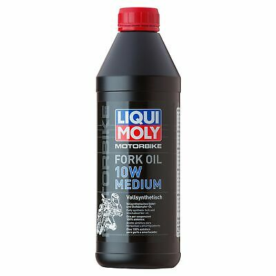 Liqui Moly Motorcycle / Bike / MC Synthetic Suspension Fork / Shock Absorber Oil