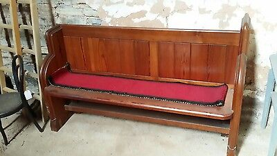 Vintage/ Genuine Church Pew
