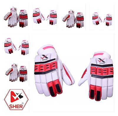 New 2017 HIGH QUALITY PROFESSIONAL RIGHT HAND MEN CRICKET BATTING GLOVES PAD