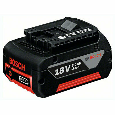 Bosch GBA 18v Cordless CoolPack Li-ion Battery 3ah