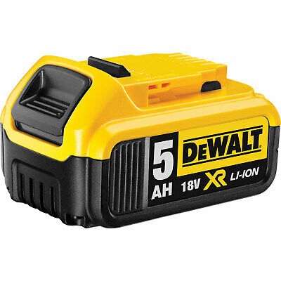 DeWalt DCB184 18v XR Cordless Li-ion Battery 5ah