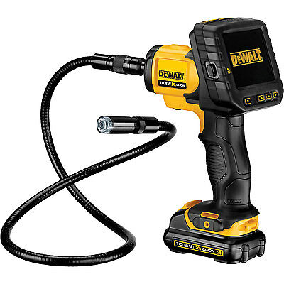 DeWalt DCT410 10.8v XR Inspection Camera 1 x 2ah Li-ion
