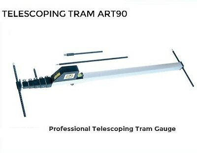 Killer Tools Professional Telescoping Tram - ART90