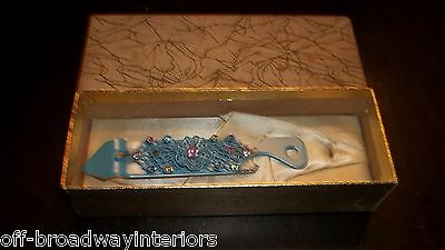 CMIAPP Vaughan 55  Bottle Opener Rare Never Seen one before Bedazzled Gems