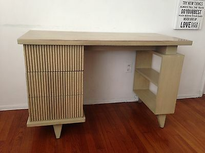 Vintage Mid Century Modern WRITING DESK