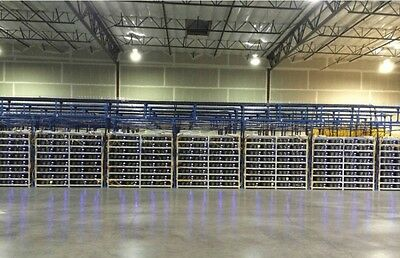 24 Hour 14.5 TH/s SHA256 Antminer S9 Mining Contract Bitcoin, with ASICBOOST