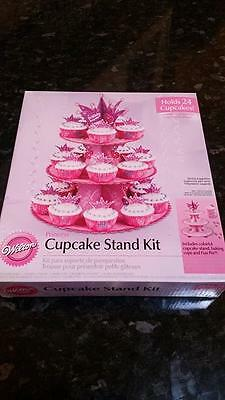 Wilton Princess Cupcake Stand Kit Holds 24 Cupcakes