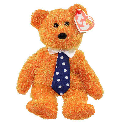 TY Beanie Baby - PAPPA the Bear (8.5 inch) - MWMTs Stuffed Animal Toy
