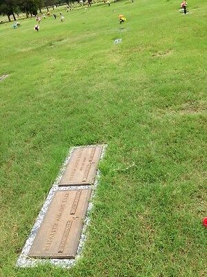 Wichita, KS Cemetary Lots --  $1300 Each or $5000 for 4 lots