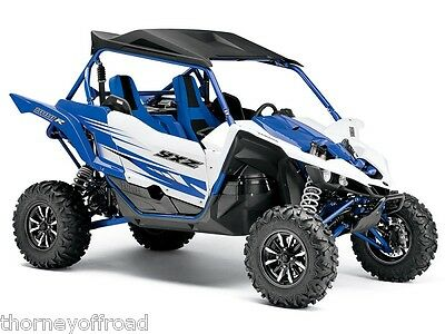 Yamaha YXZ1000R SXS Road Registered