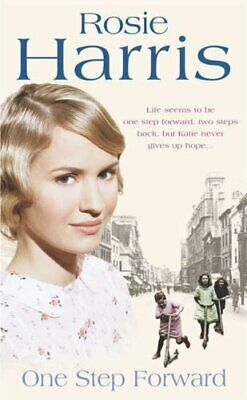 One Step Forward by Harris, Rosie Paperback Book The Cheap Fast Free Post