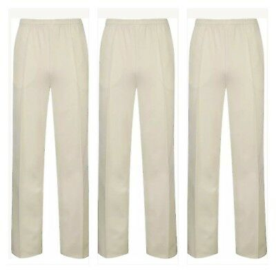 New Cricket White  Clothing  Trouser Bottom   Jogging Gym