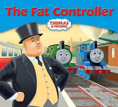 Thomas The Tank Engine And Friends Book. The Fat Controller. No 50.