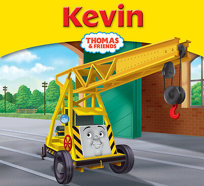 Thomas The Tank Engine And Friends Book. Kevin. No 62.