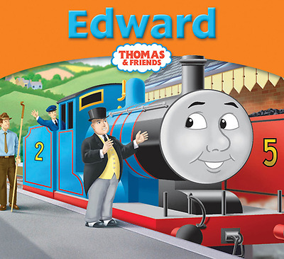Thomas The Tank Engine And Friends Book. Edward. No 17.
