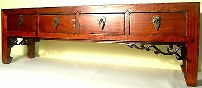 Antique Chinese Ming Cabinet (5064), Circa early of 19th century