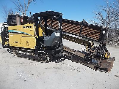2005 Vermeer D80X100 Series 2  Directional Drill, Boring, Hdd