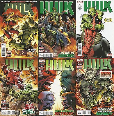 Hulk 11-16 - Incredible Hulk 12 13 14 15 Deadpool - Brand New - Marvel Comics