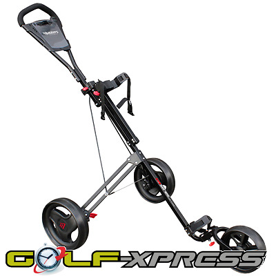 Masters Golf - 5 Series Junior Three Wheel Golf Trolley / Cart