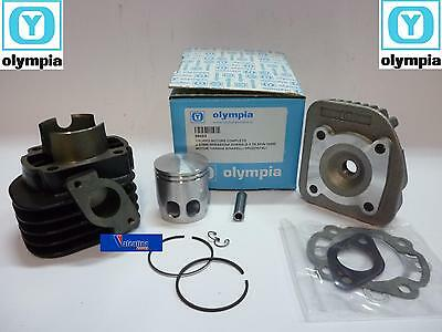 Thermal Unit Cylinder Olympia D 47 Scarabeo 50 2T Sr 50 From 94 Rally Gul 56083
