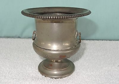 Antique 1930's KEYSTONEWEAR SILVER PLATE Container