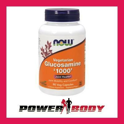 NOW Foods - Glucosamine 1000 Vegetarian - 90 vcaps