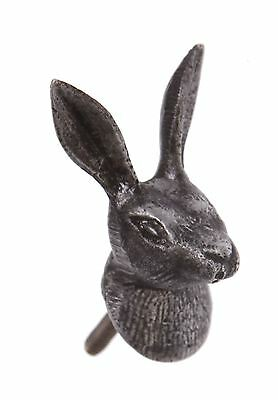 Mrs Hare Woodland Animal Door Knobs Metal Drawer Pull Handles Decor Furniture