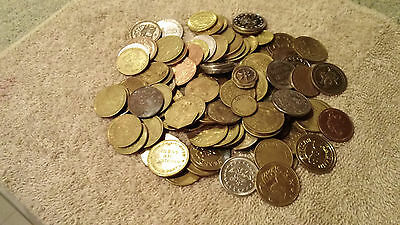Tokens Lot Of (100 )