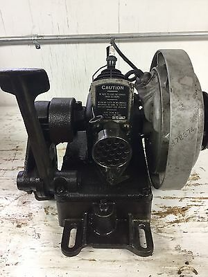 Maytag Antique Gas Engine Vintage Gasoline Hit And Miss Motor Center Fill 92