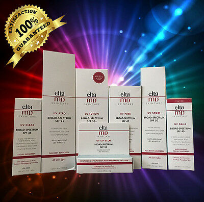 Elta MD Skincare Package NEW IN BOX SEALED