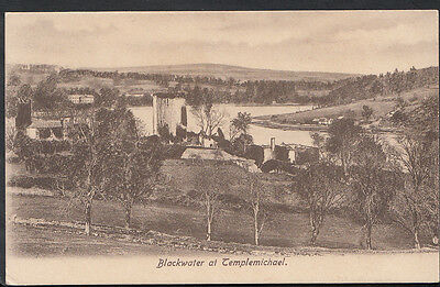 Ireland Postcard - Blackwater at Templemichael    RS2502