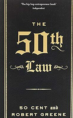 The 50th Law (The Robert Greene Collection) by Greene, Robert Book The Cheap