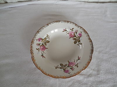Vintage ESCO rose design bowl Japan
