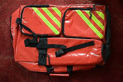 PROACT Paramedic Backpack, PROMed, Red Wipe Down