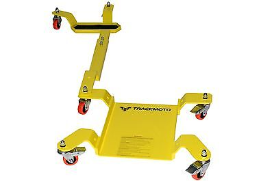 TrackMoto Motorcycle Parking Dolly - The first and most awarded Motorcycle Dolly