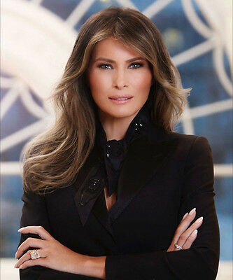 First Lady Melania Trump 11 x 14'  Photo Print